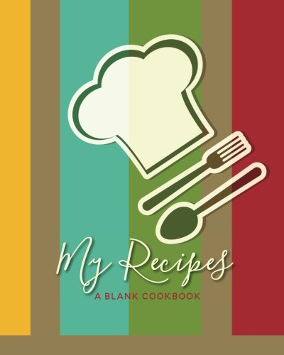 My Recipes Recipe Journal Cookbook product image