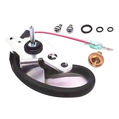 Fuel Solenoid Kit 24-757-01-S for Kohler CH18-CH25, CH620-CH740 & LH685-LH755: Automotive