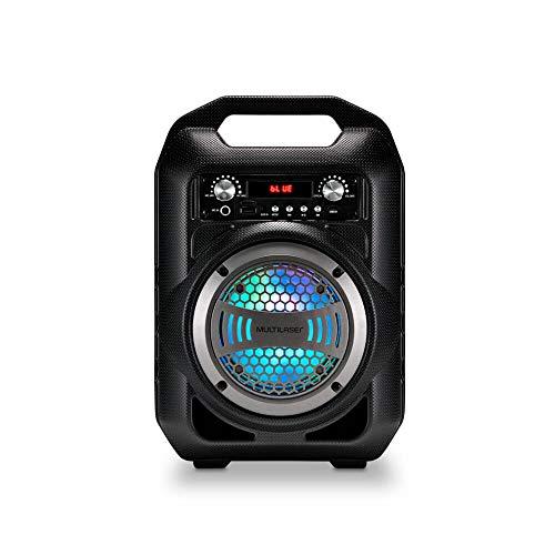 Portátil Polegadas Bluetooth Multilaser SP256