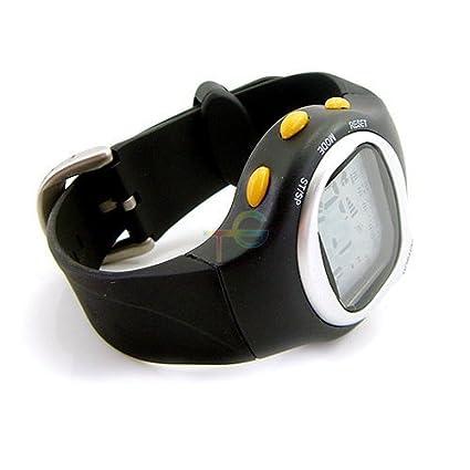 Amazon.com: S9Q Fitness Pulse Counter Heart Rate Monitor ...