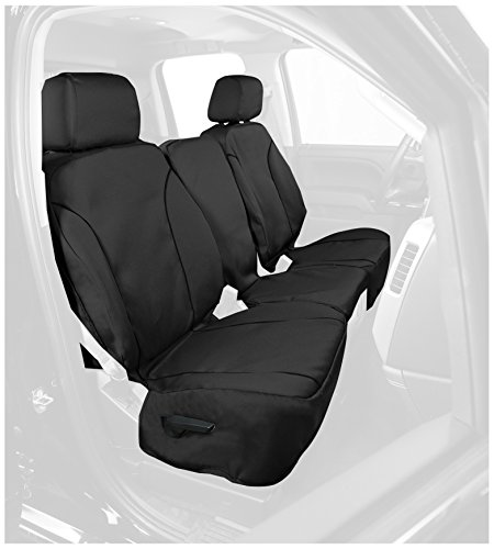 Saddleman Front Custom Fit Seat Cover for Select Ford Esc...