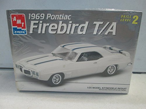 AMT 1996 ERTL 1969 Pontiac Firebird T/A 1/25