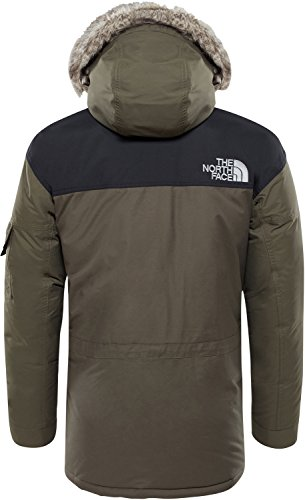 Noir 2 Pour Homme The nbsp;down Parka Murdo North Mc Face Olive xqcSvwOT