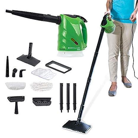 Amazon.com: H2O STEAMFX Pro – la mopa de vapor más eficaz ...