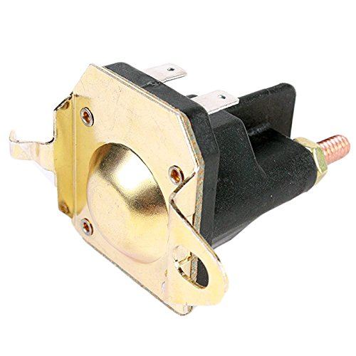 - Husqvarna 192507 Lawn Tractor Starter Solenoid Genuine Original Equipment Manufacturer (OEM) Part