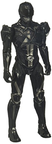 Power Rangers Mighty Morphin FX Figure Action, Black Ranger ()