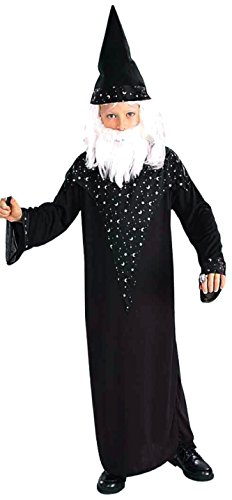 Wizard Kid Robe Costume - 6