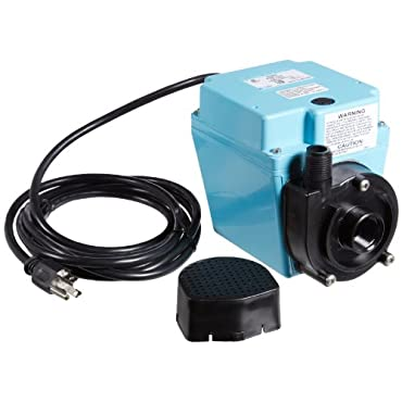 Little Giant 3E-34N Dual Purpose Small Submersible Pump