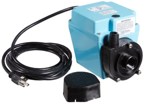 Little Giant 3E-34N Dual Purpose Small Submersible Pump by Little Giant