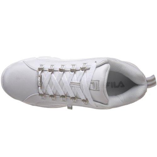 Silver Fila metallic 2k Sneaker Exchange White white Men's w6TSvf60