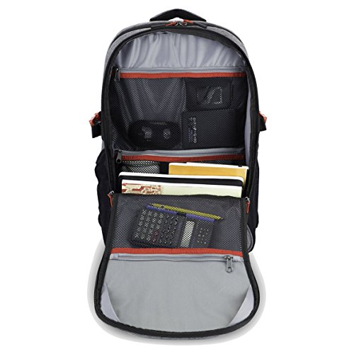 Fits and Commuter Backpack Laptops 15 Litre Trips for 6 Grey Grey Up to Weekend 22 Best Targus Rucksack Commuting Laptop Inch Urban qn5Cw6xvO