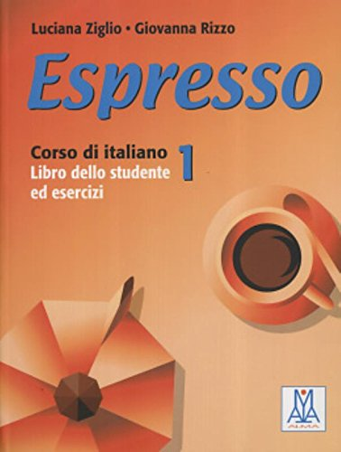 italian book espresso - 9