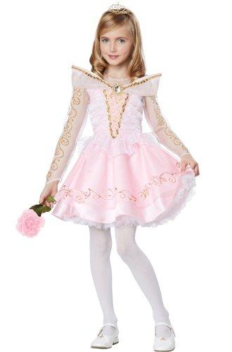 California Costumes Sleeping Beauty Deluxe Child Costume, Medium (Sleeping Beauty Costumes For Girls)