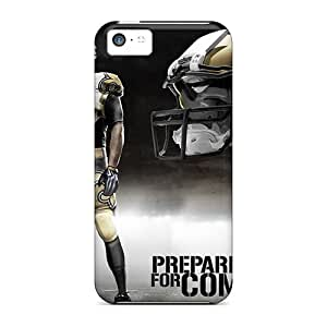 New Arrival Premium 5c Cases Covers For Iphone (new Orleans Saints)