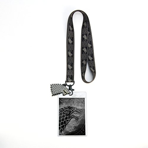 Shop Lanyard - Game of Thrones - House Stark Lanyard