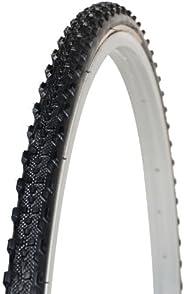 Kenda K-932 Kwicker Cross Folding Bead DTC Bike Tire, Black, 700cm x 32mm