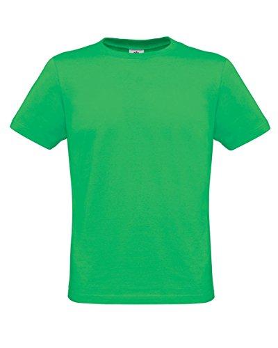 B&C - Camiseta - para hombre Ultra Green