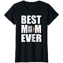 Womens Best Writing Blogging Mom Ever T-Shirt