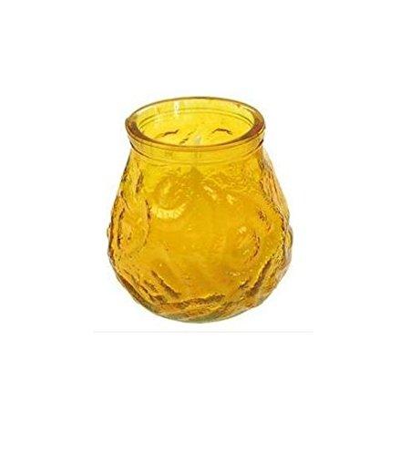 41YnWnGDfOL OSMA Werm GmbH Citronella Kerzen im Glas Windlichtglas Partylicht 15 Stück