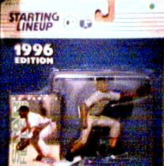 Starting Lineup 1996 Edition Mo Vaughn Figurine & Card Collectable New Still Sealed