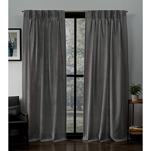 (Exclusive Home Curtains Loha PP Panel Pair, 84
