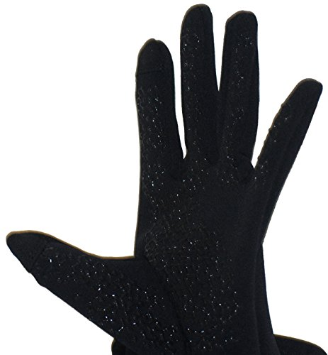 Head Multi Sport Gloves With Sensatec Black Large: HEAD Sensatec Touchscreen Ladies Digital Running Gloves