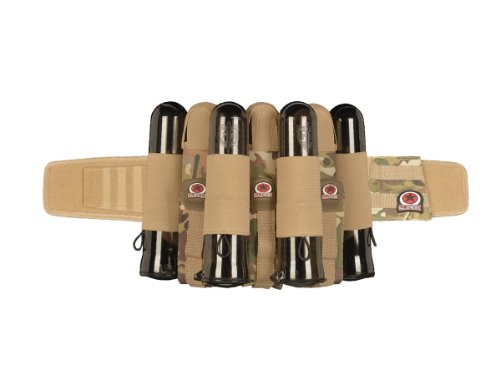 GI Sportz Glide 3+4 Paintball Harness - Multi-Cam by GI Sportz