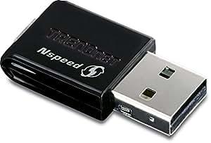 TRENDnet Wireless N 150 Mbps Mini USB 2.0 Adapter, TEW-649UB