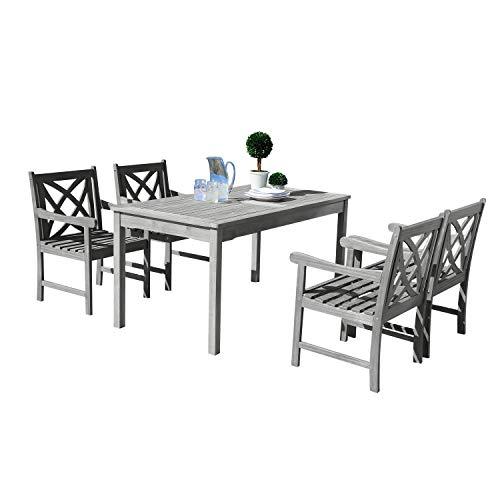 Vifah V1297SET11 Renaissance Outdoor Furniture