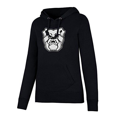 NCAA Butler Bulldogs Women's Ots Fleece Hoodie, Large, Fall Navy