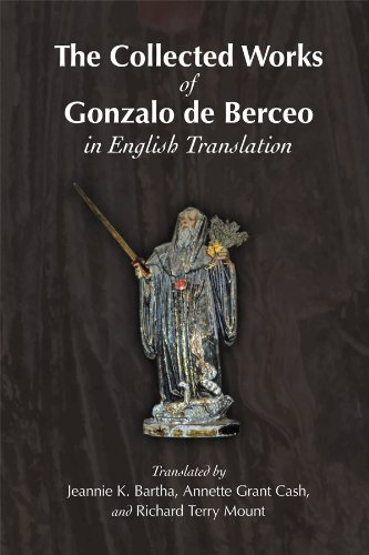 Collected Works of Gonzalo de Berceo in English Translation (MEDIEVAL & RENAIS TEXT STUDIES) by Brand: ACMRS Publications