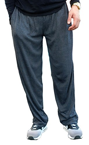 Wear California Crazee - Crazee Wear California Grey Design Relaxed Fit Pants