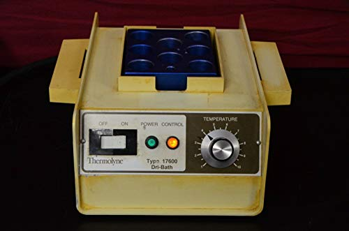 labtechsales Barnstead Thermolyne Type 17600 Dri-Bath Model DB17615 with Heat Block/Tested ()