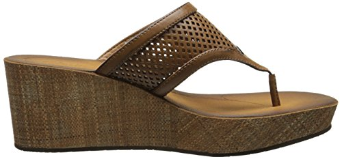 Women's Sandal Wedge Ocean Clarks Avaleen Honey 8w6x6Yq