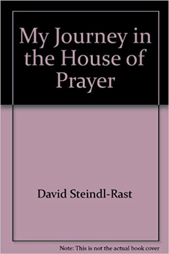 Book My Journey in the House of Prayer