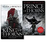 Mark Lawrence Collection 2 Books set. (Prince of thorns and[HARDCOVER] King of Thorns)
