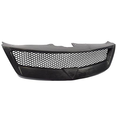 For Kia Forte Sedan Koup 10-13 R Style Mesh Grille Black
