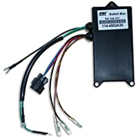 CDI Electronics 114-4952A30 Ignition Pack (Mercury/Mariner-2 Cyl (1994-1997))