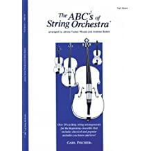 The ABCs of String Orchestra - Full Score