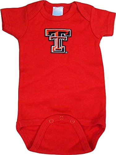 5018fc3ba Amazon.com  Future Tailgater Texas Tech Red Raiders Baby Onesie ...