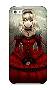 LuisReyes6568776's Shop Best New Style Alice In Wonderland Premium Tpu Cover Case For Iphone 5c