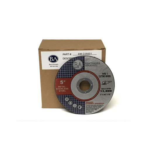 200 Pack 5x.045 Pro Metal Steel Cutting Disc Cutoff Wheel