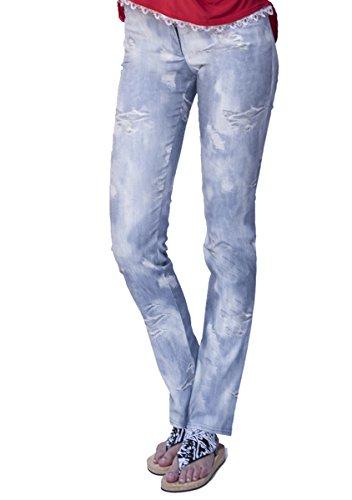 2018 Escribano Pantalones Fabricante Susana Para tamaño Del 50 Mujer p003 tejano Azul ZBwx5Uqxn