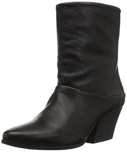 Coclico Women's 3352-Zeyana Mid Calf Boot, Black, 38 M EU (7.5-8 US)