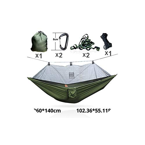 - Alex Kuts Mosquito Net Army Camping Hammack Ultralight Outdoor Camping Hunting,260Ss Army Green