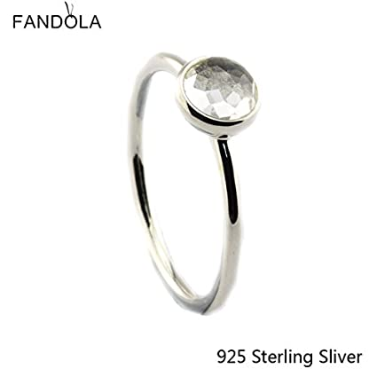 df2a53c5c Amazon.com: Rings Compatible With Pandora Jewelry 925 Sterling ...