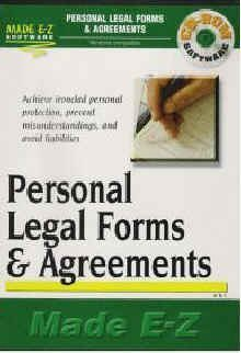 - Personal Legal Forms & Agreements