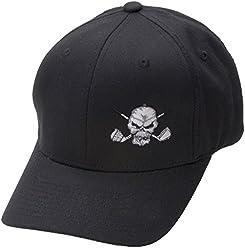Tattoo Golf Hat w  Small Skull Design 2bba0d83fc67