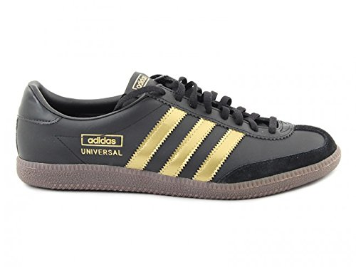 Pelle 665448 Uomo Sportive Adidas Scarpe Universal Nere qwRYfXgx