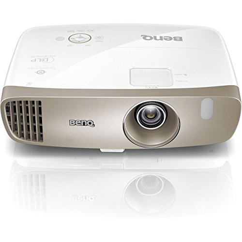 BenQ HT3050 HD 1080p 3D Home Theater Projector with RGBRGB Color Wheel, Rec. 709 Color, All Glass Lens